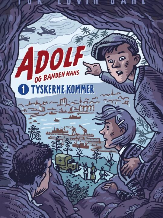 NY_Adolf og banden hans_cover